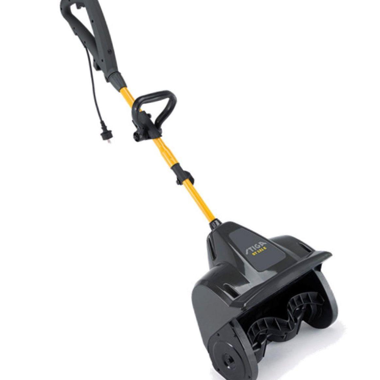 купить электрическую лопату для уборки